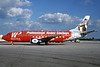Western Pacific Airlines Boeing 737-3S3 N375TA (N954WP) (msn 23787) (Professional Rodeo Cowboys Association) MIA (Bruce Drum). Image: 102056.