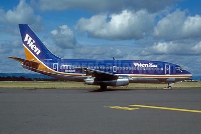 Wien Air Alaska Boeing 737-210C N4905W (msn 20917) PDX (Bruce Drum). Image: 102514.