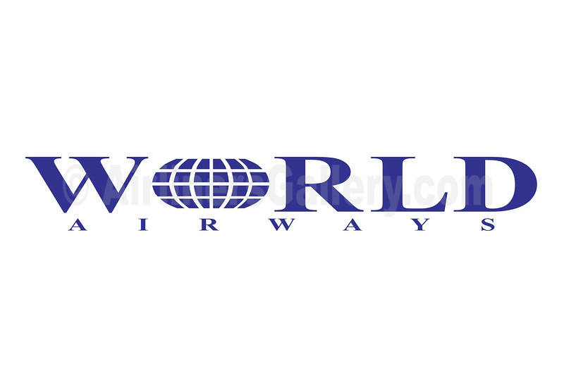 1. World Airways (1st) logo