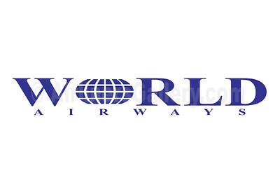 1. World Airways (1st) logo