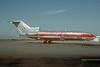 World Airways Boeing 727-23 N1979 (msn 18435) OAK (Bruce Drum). Image: 103479.
