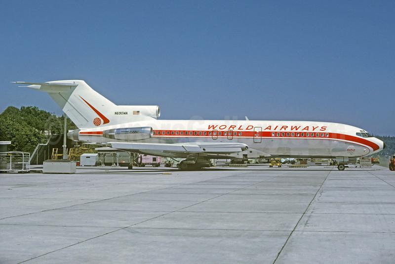 Resultado de imagen para world airways 727