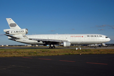 World Airways-Air Canada McDonnell Douglas MD-11 (F) N275WA (msn 48631) FRA (Bernhard Ross). Image: 901270.