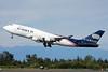 World Airways Boeing 747-412 (F) N742WA (msn 27071) PAE (Nick Dean). Image: 909226.