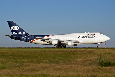 World Airways Boeing 747-4H6 (F) N741WA (msn 25702) HHN (Rainer Bexten). Image: 906510.