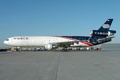 World Airways Cargo McDonnell Douglas MD-11CF N276WA (msn 48632) YYZ (TMK Photography). Image: 940805.