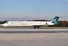World Atlantic Airlines McDonnell Douglas DC-9-83 (MD-83) N807WA (msn 53093) BWI (Tony Storck). Image: 930140.