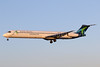 World Atlantic Airlines McDonnell Douglas DC-9-83 (MD-83) N806WA (msn 53251) LGB (James Helbock). Image: 932610.
