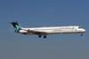 World Atlantic Airlines McDonnell Douglas DC-9-83 (MD-83) N802WA (msn 53052) MIA (Brian McDonough). Image: 925857.