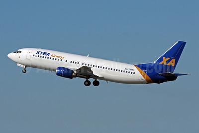 Xtra Airways Boeing 737-429 N42XA (msn 25729) MSP (Bruce Drum). Image: 101483.