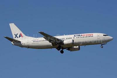 XTRAirways (Xtra Airways) Boeing 737-484 N149XA (msn 27149) YYZ (Jay Selman). Image: 4031554.
