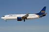 Xtra Airways Boeing 737-4Q8 N772AS (msn 25105) LAX (James Helbock). Image: 905991.