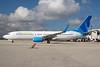 Xtra Airways Boeing 737-8Q8 WL G-XLAI (msn 30702) (XL Airways colors) MIA (Bruce Drum). Image: 100222.