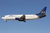 Xtra Airways Boeing 737-4S3 N43XA (msn 24796) LAS (James Helbock). Image: 935147.