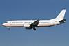 Xtra Airways Boeing 737-4Q8 N416BC (msn 25109) LAX (James Helbock). Image: 923773.