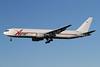 ABX Air Boeing 767-338 ER (F) N317CM (msn 24317) LAX (James Helbock). Image: 909937.