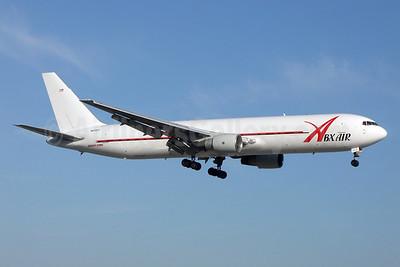 ABX Air Boeing 767-338 ER (F) N219CY (msn 24358) MIA (Jay Selman). Image: 402293.