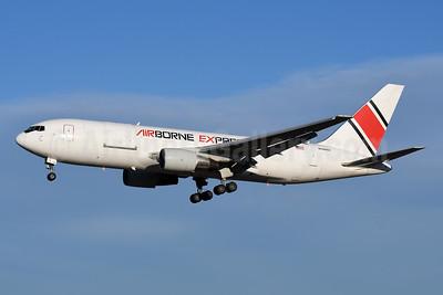 ABX Air's Airborne Express retro jet