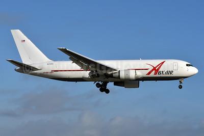 ABX Air Boeing 767-223 (F) N312AA (msn 22315) MIA (Ken Petersen). Image: 936550