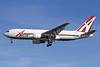 ABX Air Boeing 767-232 (F) N742AX (msn 22217) LAX (Michael B. Ing). Image: 910654.