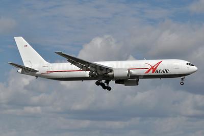 ABX Air Boeing 767-338 ER (F) N362CM (msn 24316) MIA (Tony Storck). Image: 910656.