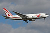 ABX Air Boeing 767-232 (F) N743AX (msn 22218) MIA (Bruce Drum). Image: 101196.