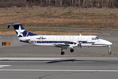 ACE (Alaska Central Express) Beech (Raytheon) 1900C N113AX (msn UC-41) ANC (Brian McDonough). Image: 906490.