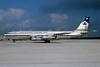 American Trans Air-ATA Boeing 707-123B N7515A (msn 17642) MSY (Bruce Drum). Image: 102554.