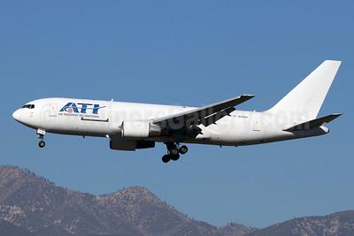 ATI-Air Transport International Boeing 767-281 (F) N791AX (msn 23141) ONT (Michael B. Ing). Image: 948981.
