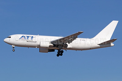 ATI-Air Transport International Boeing 767-281 (F) N791AX (msn 23141) LAX (Michael B. Ing). Image: 940237.