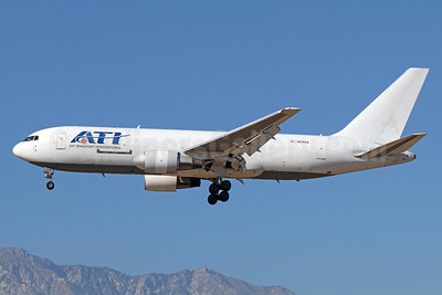 ATI-Air Transport International Boeing 767-223 ER (F) N714AX (msn 22314) ONT (Michael B. Ing). Image: 939489.
