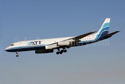 ATI-Air Transport International McDonnell Douglas DC-8-62 (F) N799AL (msn 45922) BWI (Brian McDonough). Image: 901362.