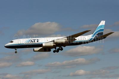 ATI-Air Transport International McDonnell Douglas DC-8-62 (F) N41CX (msn 46129) BWI (Brian McDonough). Image: 901361.