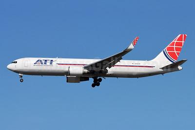 ATI-Air Transport International Boeing 767-323 ER (F) WL N395CM (msn 25447) LAX (Michael B. Ing). Image: 953035.