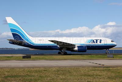 ATI-Air Transport International Boeing 767-223 ER (F) N761CX (msn 22318) SYD (John Adlard). Image: 903254.
