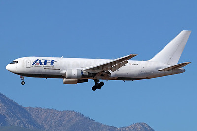 ATI-Air Transport International Boeing 767-232 (F) N763CX (msn 22223) ONT (Michael B. Ing). Image: 939320.