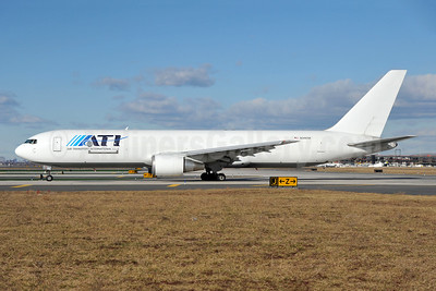 ATI-Air Transport International Boeing 767-338 ER N319CM (msn 24407) JFK (Fred Freketic). Image: 950185.