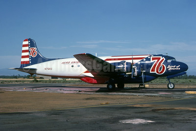 """Spirit of America"" for 1976 Bicentennial"