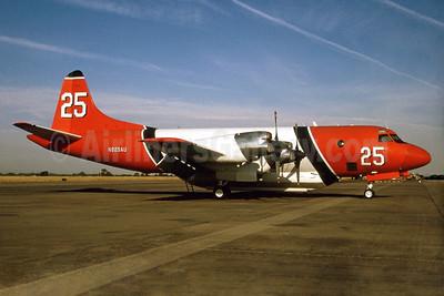 "Aero Union (USA) Lockheed P-3A Aerostar (Orion) N925AU (msn 5074) ""25"" CIC (Keith Burton). Image: 931232."