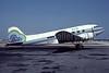 Aero V. I. (Aero Virgin Islands) Douglas DC-3-201D N102AP (msn 2257) (Carriba Air colors) MIA (Bruce Drum). Image: 102071.