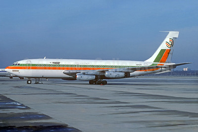 AeroAmerica Boeing 720-027 N731T (msn 18423) (Turk Khibris colors) TXL (Christian Volpati Collection). Image: 929776.