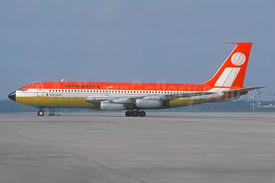 AeroAmerica Boeing 720-027 N733T (msn 18581) TXL (Christian Volpati Collection). Image: 931642.
