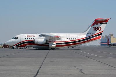 """BAe RJ85 air tanker """"160"""""""