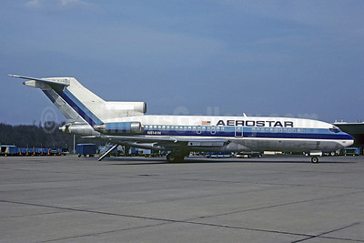 Aerostar Airlines Boeing 727-25 N8141N (msn 18965) (Eastern colors) ATL (Christian Volpati Collection). Image: 911755.