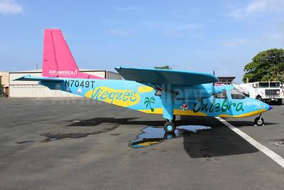 Air America (Caribbean) Britten-Norman BN-2A-21 Islander N7049T (msn 643) (Vieques Culebra Puerto Rico) SJU (Raul Sepulveda). Image: 951447.