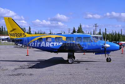 Air Arctic (USA) Piper PA-31-350 Navajo Chieftain N820FS (msn 31-7952185) FAI (Robbie Shaw). Image: 933823.