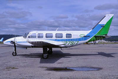 Air Arctic (USA) Piper PA-31-350 Navajo Chieftain N27917 (msn 31-7952007) FAI (Robbie Shaw). Image: 933823.