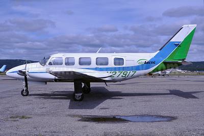Air Arctic (USA) Piper PA-31-350 Navajo Chieftain N27917 (msn 31-7952007) FAI (Robbie Shaw). Image: 933823.