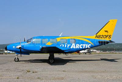 Air Arctic (USA) Piper PA-31-350 Navajo Chieftain N820FS (msn 31-7952185) FAI (Wingnut). Image: 943978.