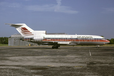 Air Atlanta (USA) Boeing 727-22 N1187Z (msn 18323) MQY (Keith Armes). Image: 947321.